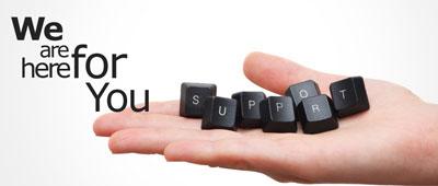 Website Hosting Support